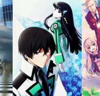 Аниме про парня со сверх способностью. Список аниме, где гг притворяется слабым или главный герой скрывает свою силу