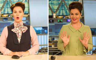 Ведущие программы «Время. «Первый канал» прояснил режим работы Андреевой в программе «Время
