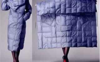 Сшить женскую зимнюю куртку своими руками. Шьем стеганную куртку! Подробнейшее пошаговое описание