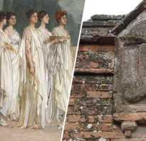Нравы древних римлян. Самые шокирующие обычаи древних римлян