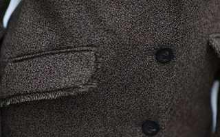 Как почистить шерстяное пальто. Как стирать овечью шерсть (сырец): пошаговая инструкция