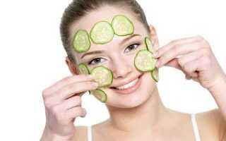 Свежее лицо круглый год — огуречные маски для лица в домашних условиях: рецепты и секреты использования. Питательные и отбеливающие маски в домашних условиях. Средство от прыщей