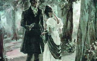 Какие разные герои романа евгений онегин. Евгений Онегин: герои и их характеристики