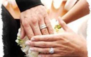 Приметы про обручальные кольца. Свадебные приметы и суеверия: кольца, украшения, наряды
