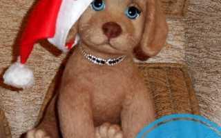 Маленькие собачки вязаные спицами. Игрушка вязаная собака — схемы, описание и рекомендации. Вот пример безрукавки для маленькой собачки
