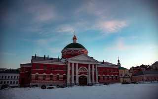 Казанский богородицкий монастырь. Достопримечательность Казани: Казанский Богородицкий монастырь