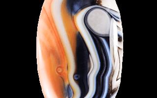Минерал для изготовления ювелирных изделий и декора – агат полосатый. Камень агат: художественные полотна из недр земли Разноцветный агат