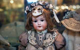 Музей кукол время работы. Музей уникальных кукол на покровке