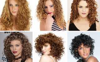 Модные химические завивки на средние волосы (50 фото) — Закружили-завертели! Химическая завивка: крупные локоны на волосы разной длины в домашних условиях