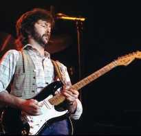 Креативные гитары рок-музыкантов. Самые известные гитары и их звездные владельцы Исполнители которые играют на гитаре