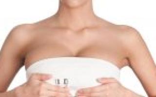 По каким признакам можно определить форму женской груди. Какие бывают формы женской груди и сосков