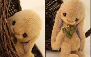 Выкройка зайца с длинными ушами в разных вариациях с подробным и понятным мастер – классом, имеющим подробности даже в технике Тедди. Джинсовый заяц: выкройка и мастер-класс