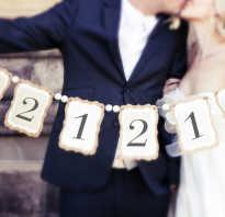 Какой месяц выбрать для свадьбы. К выбору даты свадьбы подходим со всей отвественностью