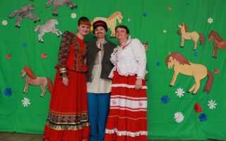 Сценарии приветствие губернатора на казачьем празднике. Методическая разработка (старшая, подготовительная группа) на тему: Сценарий праздника «Первые казачьи штаны