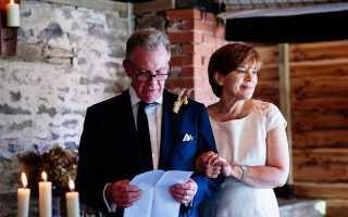 Свадебное напутствие молодым от родителей. Поздравления на свадьбу от родителей жениха