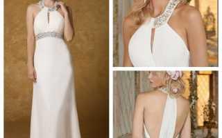 Короткое греческое платье. Греческий стиль — символ грациозности женщины. Сарафан в греческом стиле
