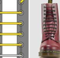 Образцы шнуровки кроссовок. Способы завязывания длинных шнурков: какие плетения рекомендуют шузмейкеры на туфлях, ботинках, кроссовках