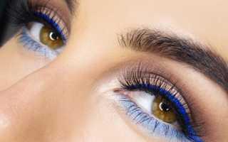Красиво красим глаза жидкой подводкой и контурным карандашом. Как правильно подводить глаза подводкой и карандашом брюнеткам, блондинкам, шатенкам. Пошаговая инструкция с фото