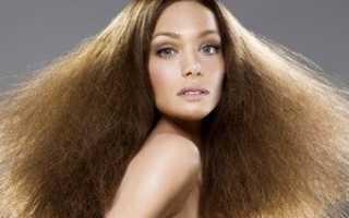 Блог полезных советов: как убрать пушистость волос. Как бороться с проблемами шевелюры или что делать, если пушатся волосы: полезные советы и действенные методы борьбы