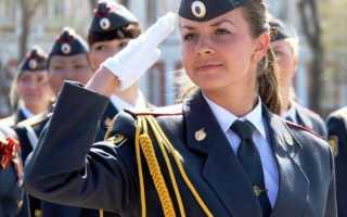 Что надо жен чтоб работать в полиции. Как устроиться девушке на работу в полицию: основные правила и условия работы в МВД