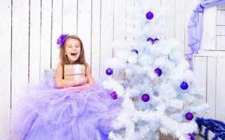 Новогоднее платье для девочки своими руками. Шьем нарядное платье на новый год для доченьки! несколько вариантов очень легкого пошива (справится каждая мама). модный обзор и идеи