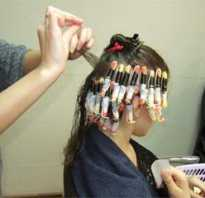 Как называется завивка волос но не химия. Виды химических завивок волос. Плюсы и минусы