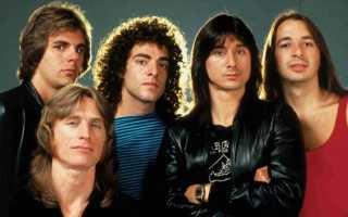 Зарубежные рок группы 70 90 список. Зарубежные рок группы восьмидесятых