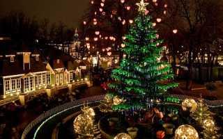 Новогодняя дания. Новый год и рождество в дании — копенгаген. Новогодние традиции Чили