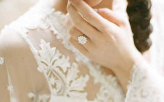 Как выбрать обручальное кольцо. Обручальные кольца: как подобрать классический вариант