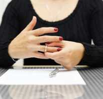 Свидетельство о расторжении брака бланк пустой с печатью. Что представляет собой свидетельство о расторжении брака: образец документа