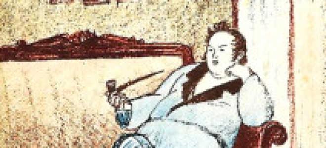 Почему обломов стал таким ленивым кратко. Почему Обломов лежит на диване? Влияние «обломовщины» на личность Обломова