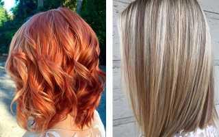 Мелирование на темные средние волосы. Модный цвет на кончиках, вид сзади и спереди, фото. Как сделать мелирование на темные волосы при стрижке каре? Фото до и после процедуры