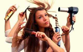 Как сделать волосы более объемными. Как придать объем волосам у корней: полезные советы