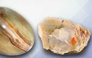 Вы точно знаете значение камня оникс? Оникс — магические и лечебные свойства минерала