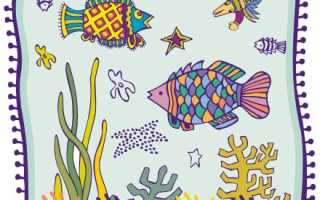 Конспект рисования в старшей группе аквариум. Конспект занятия по рисованию для старшей группы «сказочные рыбки в аквариуме