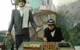 Образ остапа бендера в современном изобразительном искусстве на примере коллекции козьмодемьянского музея сатиры и юмора.