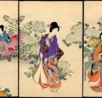 Искусство японской гравюры укиё-э. Реферат «Особенности японской гравюры Укиё-э и её влияние на европейскую живопись