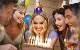 Можно ли раньше времени отмечать день рождения. Можно ли отмечать день рождения раньше