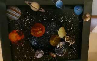 Поделка космический корабль из бумаги. Поделки на тему космос в детский сад и школу. Оригинальные идеи своими руками на День Космонавтики