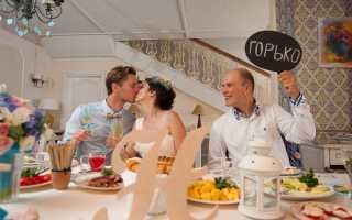 Зачем считают на свадьбе когда целуются. Почему кричат «Горько» на свадьбе молодоженам, а кому-то кричат «кисло» и «сладко»? «Горько!» – чтоб не сглазить молодых