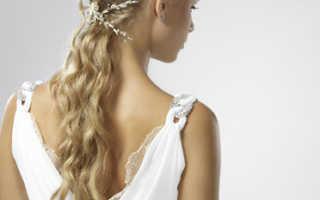 Греческие прически: образы и стили с фото. Делаем стильную греческую прическу на длинные волосы. Инструкция, фото Как называется украшение для греческой прически