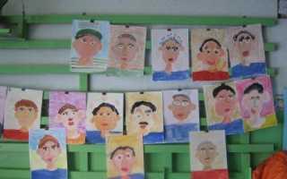 Как нарисовать для папы рисунок карандашом. Поэтапное видео по мастер-классу рисования семьи с мамой, папой и дочкой