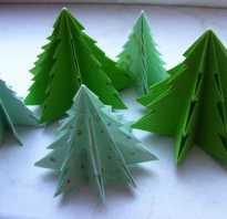 Объемная белочка из бумаги. Елка из бумаги: чудесные поделки своими руками. Как сделать ёлку-коробочку из картона или плотной бумаги: отличная упаковка для подарочка