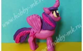 Как сделать из пластилина пони рарити. Как слепить пони из пластилина. Пони из мастики
