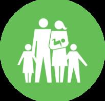 Меры социальной поддержки для многодетных семей. Горячая линия в защиту семьи, родителей и детей: граждане могут защитить себя сами Горячая линия по многодетным семьям
