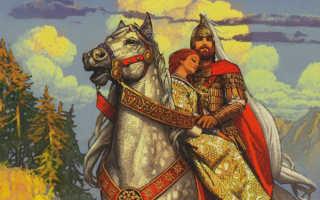 Руслан и людмила полностью. Пушкин Александр Сергеевич — (Поэмы)