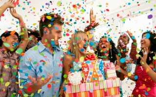 Игры и конкурсы для детского дня рождения. Весёлые конкурсы на день рождения для детей