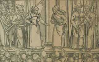Что такое фарс определение. Фарс — это главный жанр в средневековом театре