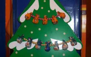 Объемные игрушки на новый год елку. Объемные игрушки на уличную елку — мастер класс. Прикольная елочная игрушка своими руками на конкурс в школу — пошаговая фото-инструкция