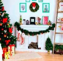 Быстрые украшения своими руками на новый год. Новогодние украшения: мастерим своими руками снежинки, елочные шары, гирлянды, венки. Гирлянда «Природная композиция»